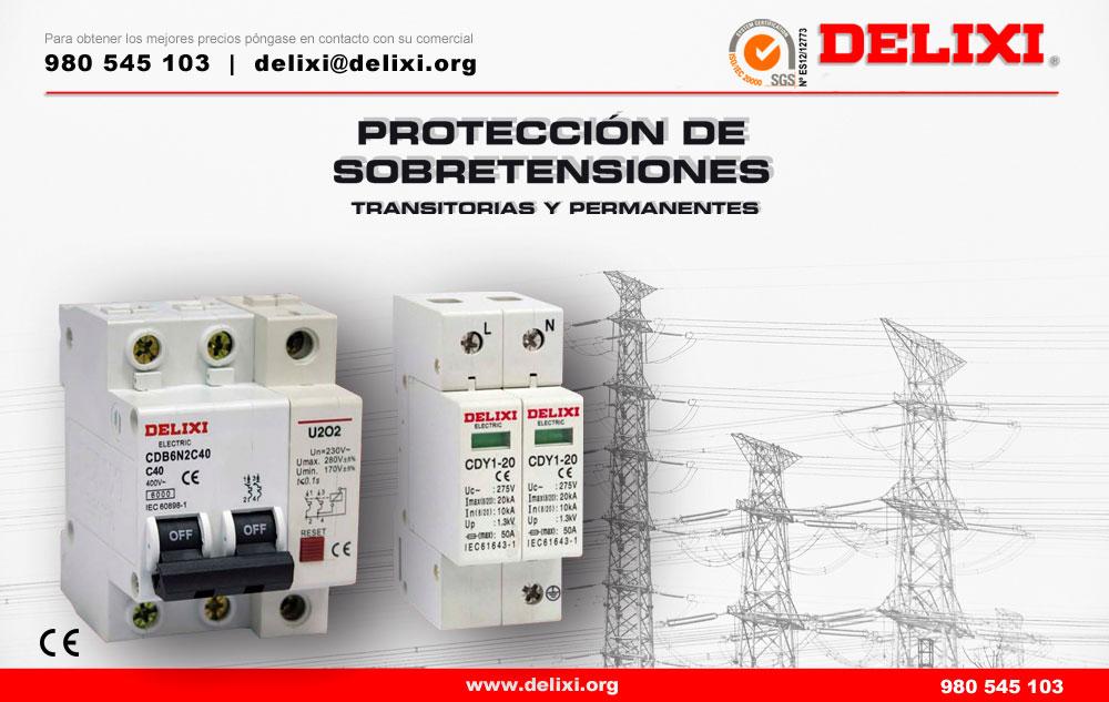 DELIXI. Protección total